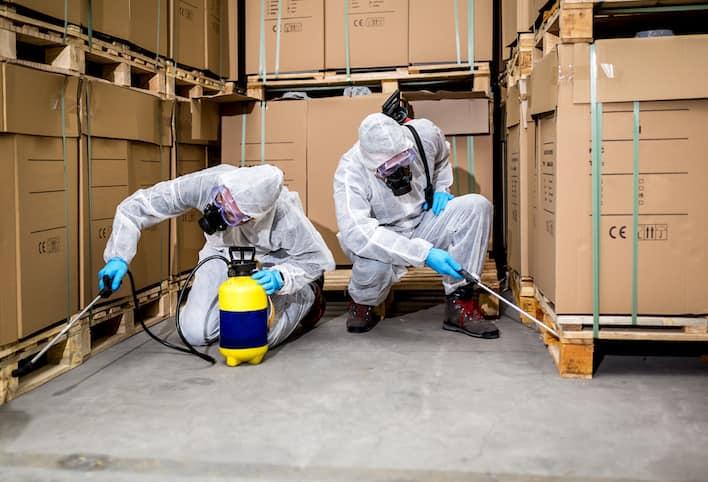 San Bernardino Commercial Pest Control