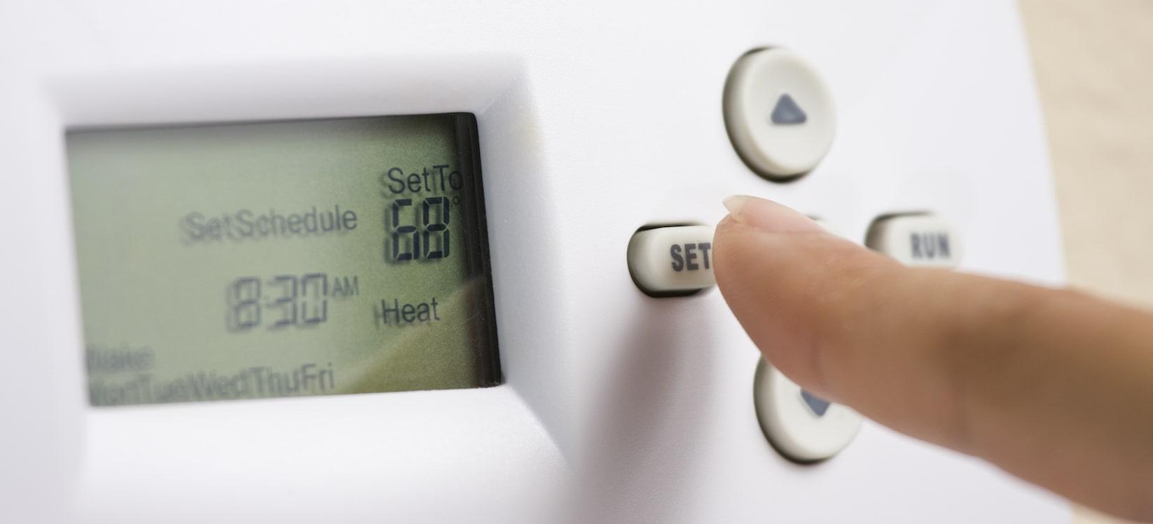 Thermostat Configuration