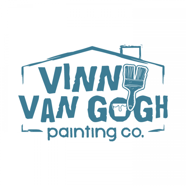 Vinny Van Gogh Painting Co. Logo