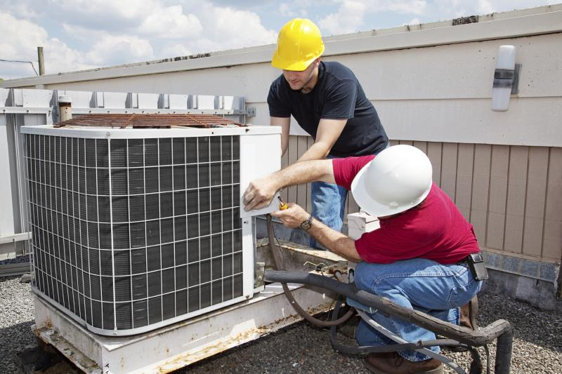 Los Angeles County New HVAC Installations