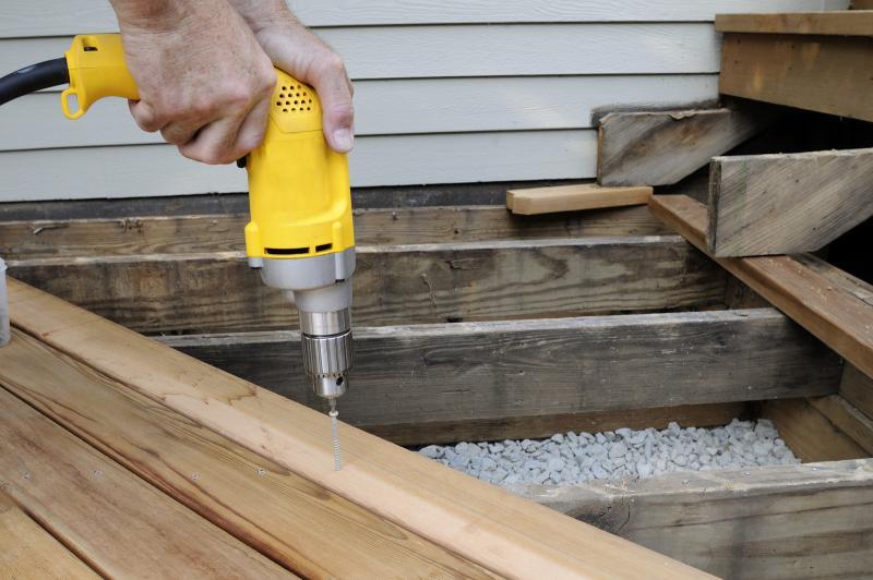 Alpharetta Deck Repair