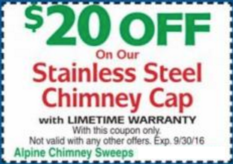 Coupons And Specials Westchester County Chimney Cleaning