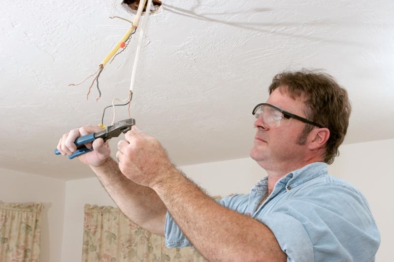 Crystal Lake Electrical Installation