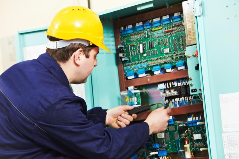 Washington Commercial Electrician Service