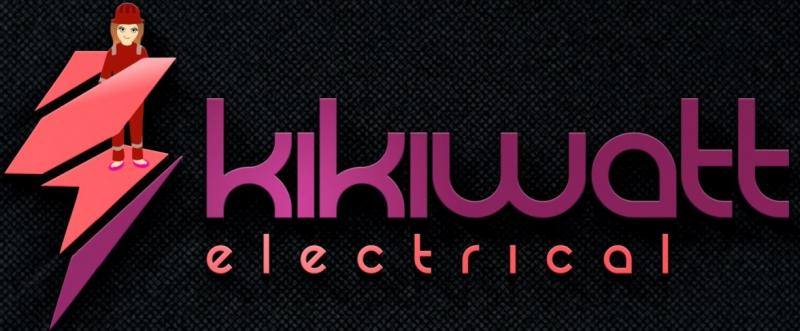 Kikiwatt Electric Logo