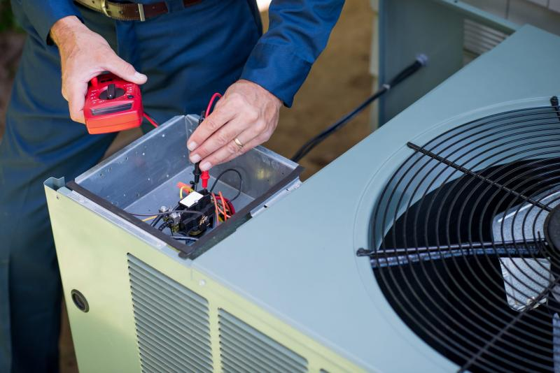 Lake County Air Conditioning Repairs