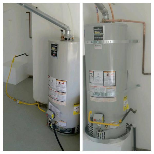 Vista Water Heater Guardian Plumbers
