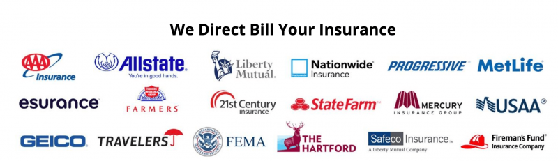 Insurance Companies We Work With