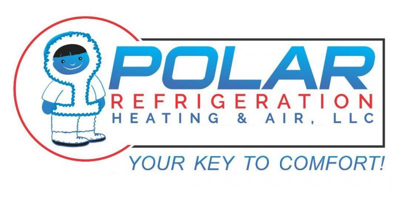 Polar Refrigeration, Heating and Air Logo