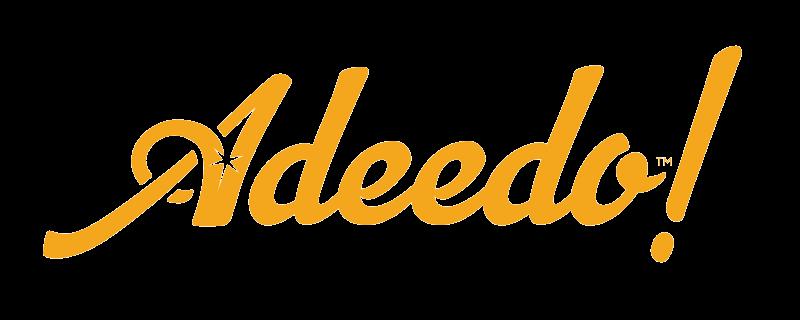 Adeedo! Logo