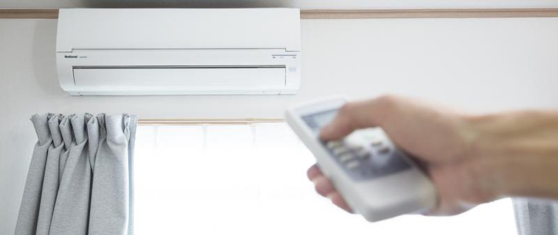 Save Energy Using a Ductless Mini-Split Air Conditioner