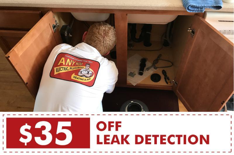 Provo Leak Repair