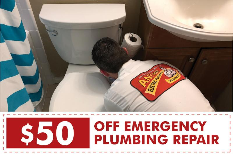 Provo Emergency Plumbing