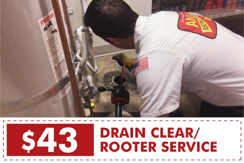 Provo Drain Cleaning and Drain Clearing