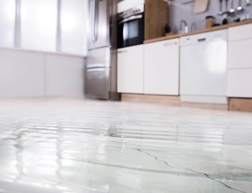 Long Beach Residential Water Damage Restoration