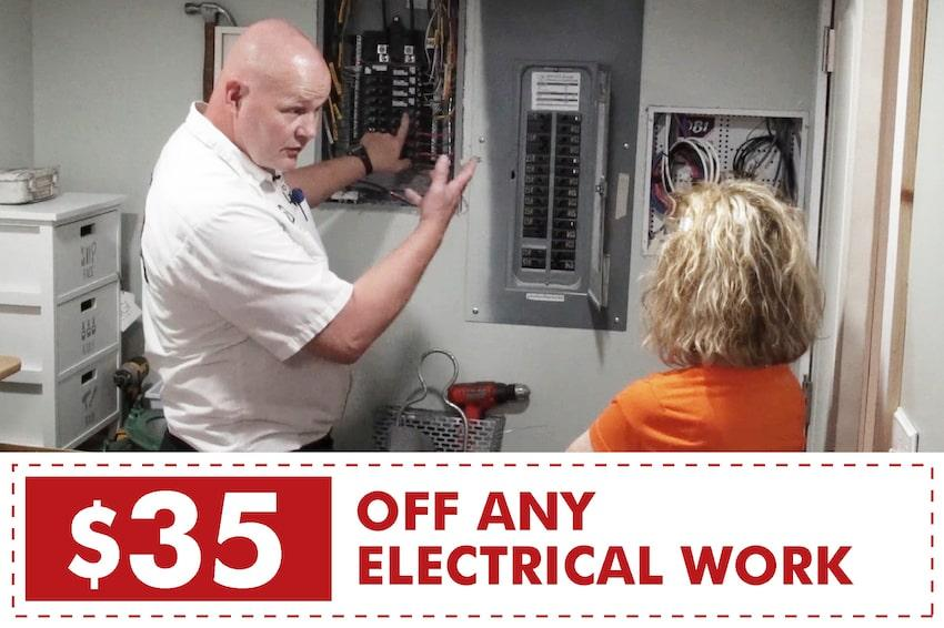 Salt Lake City Residential Electrician Services