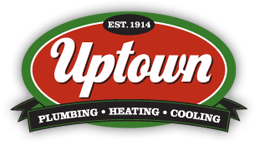 Uptown Plumbing, Heating & Cooling Logo