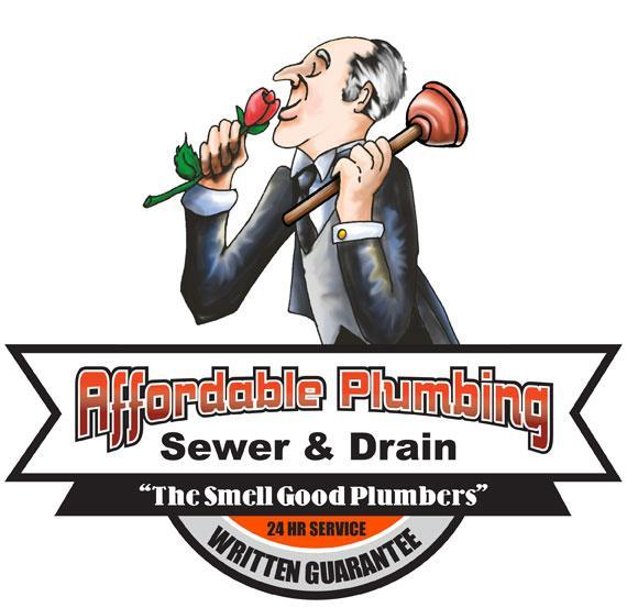 Affordable Plumbing, Sewer & Drain Logo