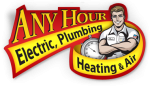 Any Hour Electric, Plumbing, Heating, and Air Logo