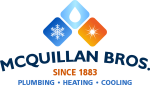 McQuillan Bros Plumbing Heating and AC Logo