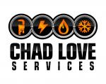 Chad Love Services Logo