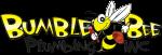 Bumblebee Plumbing Logo