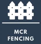 MCR Fencing Logo
