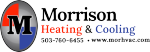Morrison Heating & Cooling Logo