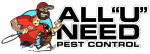 All U Need Pest Control Logo