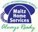 Maitz Home Services Logo