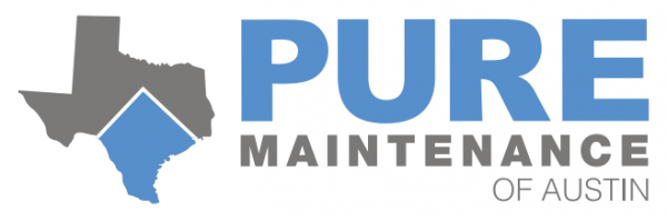 Pure Maintenance of Austin Logo