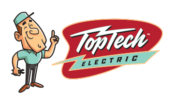TopTech Electric Logo