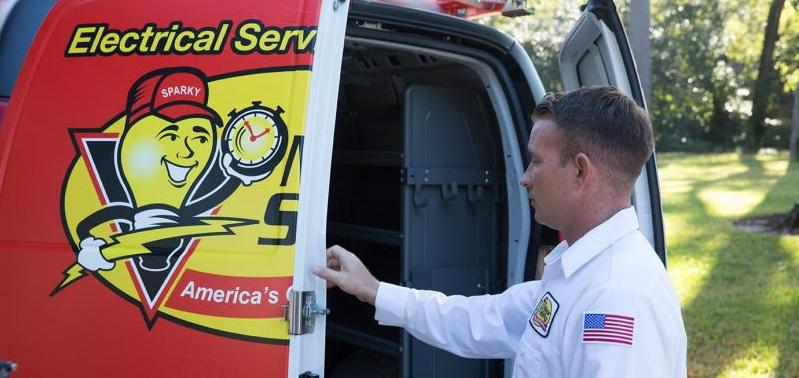 Naples Residential Electrician Services